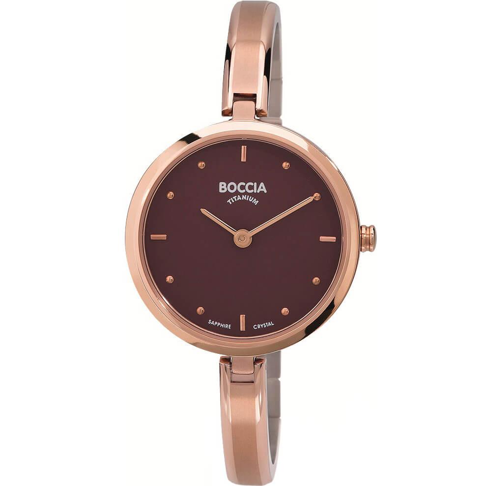 Часы Boccia Titanium 3248-03 Часы Casio LTP-E117D-1A