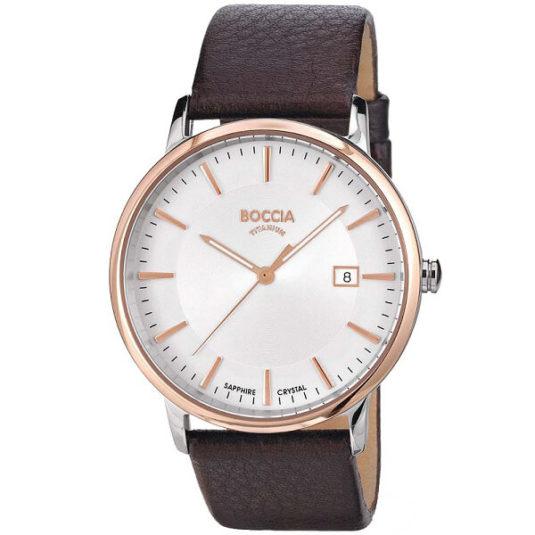 Наручные часы Boccia Titanium 3557-04