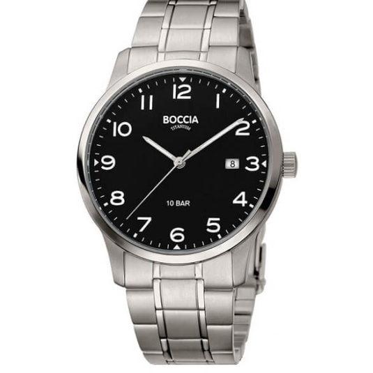 Наручные часы Boccia Titanium 3596-01