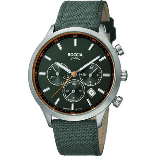 Наручные часы Boccia Titanium 3750-01