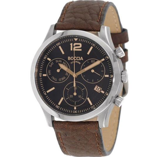 Наручные часы Boccia Titanium 3757-01 (1)