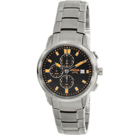 Наручные часы Boccia Titanium 3763-03