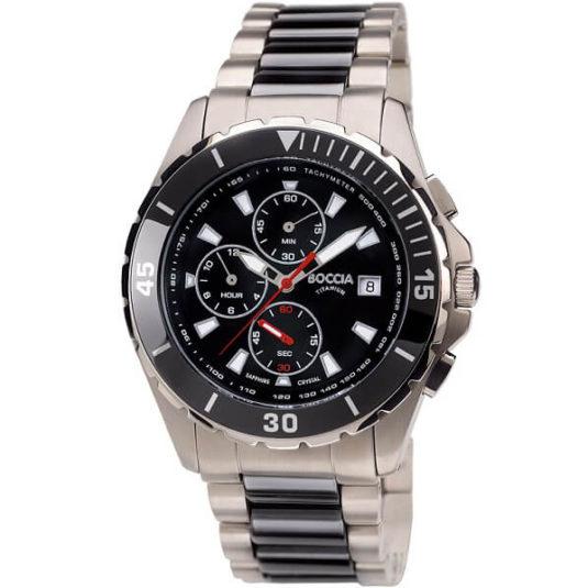 Наручные часы Boccia Titanium 3766-02