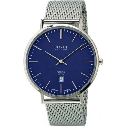 Наручные часы Boccia Titanium Royce 3589-13