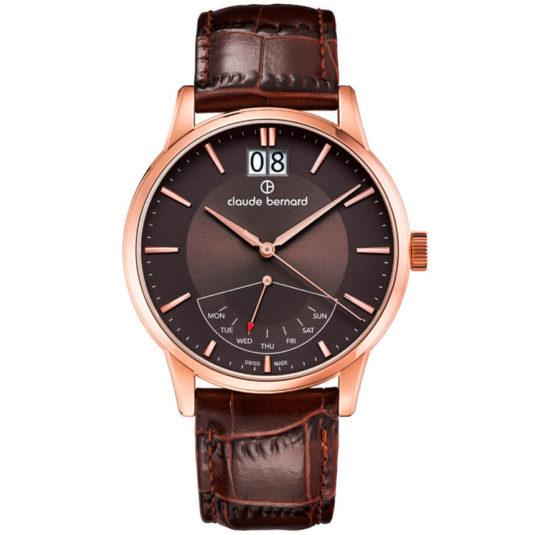 Наручные часы Claude Bernard 41001-37R-BRIR