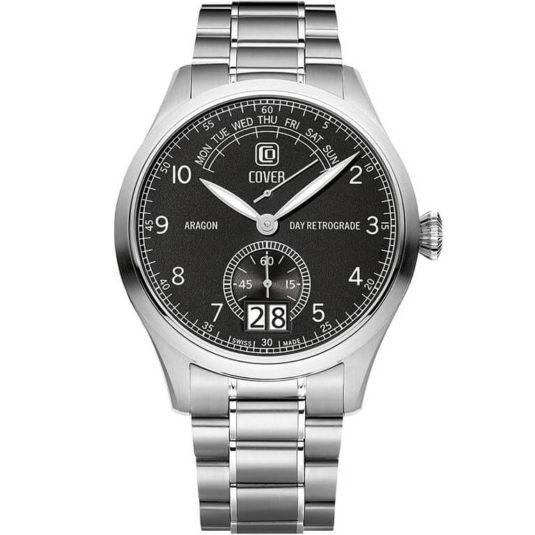Наручные часы Cover Aragon Day Retrograde Co171.01